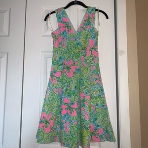 Barely worn Lilly Pulitzer dress